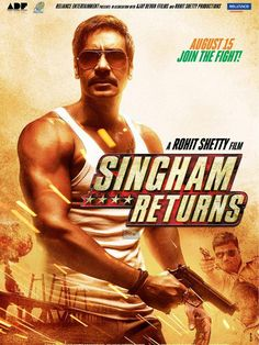 First look of Ajay Devgn starrer Singham Returns. See more of : Singham Returns, Ajay Devgn