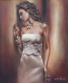 CatherineOil on canvas