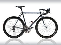 Oof - so pretty it hurts! FROM €8,000 though ... http://dutchandwolf.co.uk/products/complete-bikes/de-rosa-sessanta-acciaio | Dutch & Wolf