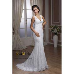Biele svadobné šaty Vega Beaded Lace, Bridal Dresses, Salons, Collection, Design, Mermaid Wedding, Fashion, Bride Dressing Gown, Engagement