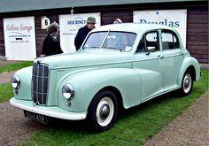 1953 Morris Six MS 2.2L 6-Cylinder OHC Engine