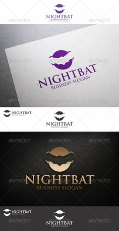 Night Bat Logo Template. Negative space art. – Unique Logo Template.  This logo template that suitable for app icon, design agencies, security business, sport company, game logo, fashion, clothing business, hotel and resort, programmers, web developers, photography and video studios and agencies, software and applications, websites and blogs, online business, media business, tutorial websites, technology or anything related to computer and digital.