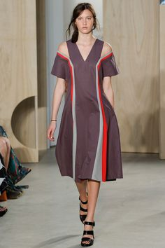 COLOR BLOCK. Creatures of the Wind Spring 2015 RTW – Runway – Vogue