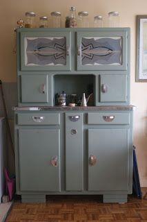 Armoire années 50 #meuble-vintage #vintage | ❤ pimped closets ...