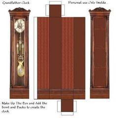 Grandfather Clock: Paper65 - hkKarine1 - Picasa Web Albums