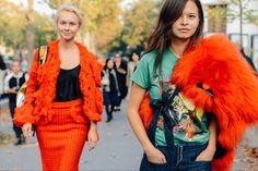 Moi...une citrouille ??? Jamais ! - Les Plumettes Retrouvez toutes nos #inspirations #mode , #tenue et #tendances sur le #webzine des #plumettes : www.les-plumettes.com