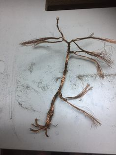 TAE Tree, Copper wire tree, Recycled materials, Bonsai tree, Penjing, making of, natural rock Peace Art, Wire Trees, Miniature Trees, Wabi Sabi, Recycled Materials, Copper Wire, Bonsai, Sculpture Art, Recycling