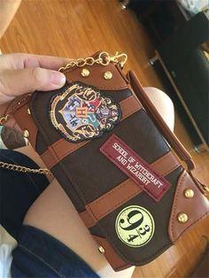 Hogwarts Purse Wallet