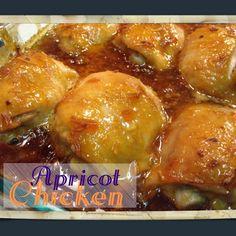 Lou Lou Girls : Apricot Chicken Recipe
