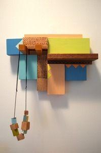 Timber Jewellery Hanger