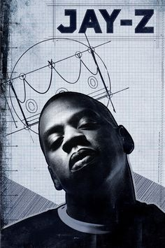 Jay z the blueprint hip hop and rb imagery pinterest hip hop jay z blueprint poster by alex haldi malvernweather Image collections