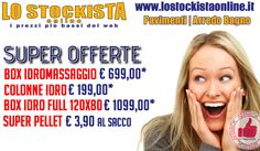 Lo Stockista | 4 Imperdibili Super Offerte http://affariok.blogspot.it/