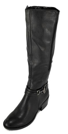 Sole Senseability Krizia Women Black Boots Knee High Casual Comfortable Boot NEW #SoleSenseability #FashionKneeHigh