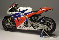 Honda RC 212V Team HRC S.Itoh Motegi 2011 by Max Moto Modeling