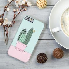"""Colorful Cactus Design Phone Case  for Apple iPhone ,Samsung Galaxy and Various Model ✔£4.99 ✔ Free UK Next Day Delivery ✔Worldwide Shipping use Discount Code """"pinterest123""""to get 10% off at checkout"""