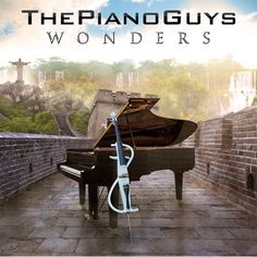 New arrival: Wonders by The Piano Guys