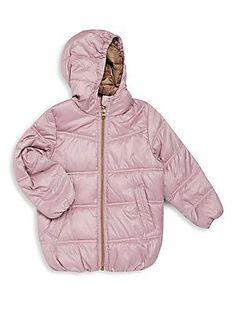 onekid Little Girl's Quilted Jacket -