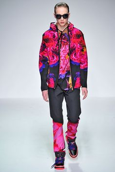 London Collections Men: Katie Eary A/W 2013
