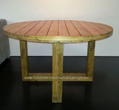 Pallet Projects - Pallet Table.   #pallets  #palletproject  #table