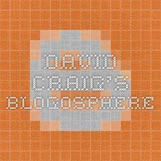 David Craig's Blogosphere