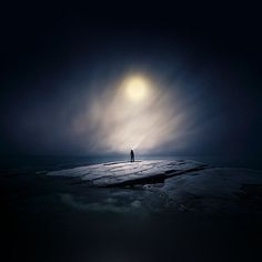 Papers.co wallpapers - ax65-moonlight-night-dark-soft-illustration-art - http://papers.co/ax65-moonlight-night-dark-soft-illustration-art/ - illustration