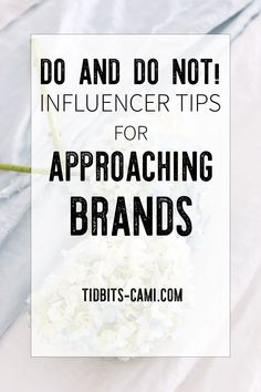 Are you an influencer? Want to work with your dream Brands? I've been interviewing Brands and pulled together my years of experience to give you tips for what to DO and NOT DO when approaching Brands - in person at conferences and online. Soak it up! Marketing Goals, Marketing Ideas, Instagram Schedule, Hoover Vacuum, Email Campaign, Instagram Influencer, Influencer Marketing, Blogging For Beginners, How To Start A Blog