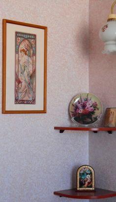 Cross Stitch by Yaroslava Shevchenko (Russia). Cross-stitch in the interior. Вышивка в интерьере.