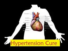 Hypertension Cure - Remedy for High Blood Pressure