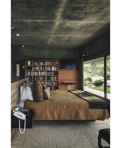 Father's Day reminds us of those strong silent types we've always looked to as our proverbial rock, so in honor of dad, we found rooms to suit the man in your life. From '70s-inspired retro rooms t...
