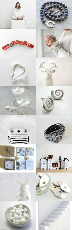 Black Friday's whites... by greek mythos on Etsy--Pinned with TreasuryPin.com