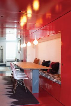 Inspiring spaces on pinterest herman miller architects and mobile storage - Dwell small spaces image ...