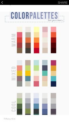 17875 Best Inspirational Colour Palettes Images In 2019