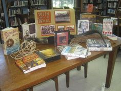 Wild About the West display