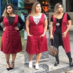 Women S Fashion Over The Years Referral: 6399672157 Curvy Fashion Summer, Fat Fashion, 1950s Fashion, Fashion Outfits, Plus Fashion, Fashion Fall, Fashion Ideas, Plus Size Fashion For Women, Curvy Women Fashion