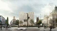 Pläne für neues Hotel Königshof in München beschäftigt Politik - Aktueller Bericht bei HOTELIER TV: http://www.hoteliertv.net