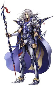 Dissidia: Final Fantasy Art & Pictures, Paladin Cecil (Final Fantasy IV)