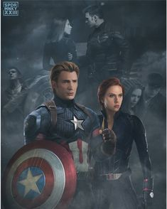 """Artwork by spdrmnkyxxiii """"I know it is. Because i don't know what im gonna do if it doesn't. Avengers Quotes, Avengers Imagines, The Avengers, Marvel Memes, Steve Rogers, Bucky, Capitan America Chris Evans, Romanogers, Dc Comics"""