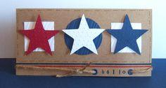 patriotic card idea