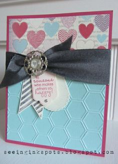 Petite Pairs with Hearts a Flutter
