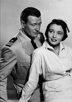 """""""Operation Pacific"""" released to movie theaters across the country 60 years ago today. A compelling story of our underwater fleet during WWII. Starring John Wayne and Patricia Neal. An introduction to the film was a very moving dedication to our submariners. """"When the Pacific Fleet was destroyed by the Japanese sneak attack on Pearl Harbor, it remained for the submarines to carry the war to the enemy."""