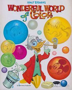 Walt Disneys Wonderful World Of Color Hosted By Ludwig