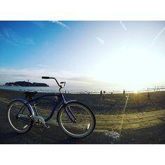 【bluesea_1173】さんのInstagramをピンしています。 《おはようございます🎶昨日の天気はなんだったんですかね…笑 また天気悪い日が続きますけど、一週間乗り切ります…🎶 #gopro#goprohero4#like4like#surf#surfing#surfer #shonan#sea#beach#amazing #sunny#bluesky#sunset#sun#sky#beautiful #nature#instapic#instagood #湘南#鵠沼海岸#海#太陽#夕日#夕焼け#空#ビーチクルーザー#サーフィン》