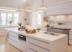 Lighting can easily make or break a room. These expert tips will help you create the perfect lighting scheme in your home. Under Cabinet Lighting, Kitchen Lighting, Home Lighting, Fluorescent Lamp, Energy Efficient Lighting, Room Lights, Strip Lighting, Downlights, Decoration