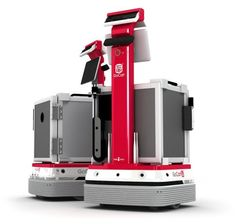 GoCart, the Food Delivery Bot: Service Robot for Elderly and Health Care Industry