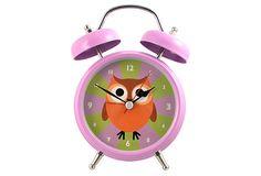 Owl Clock on OneKingsLane.com