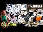 [SELF] Vertvixen Interviews Star Wars 501st Legion
