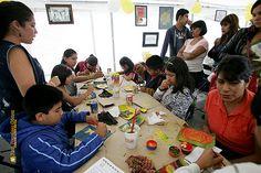 Nezahualcóyotl, Méx. 15 Junio 2013. Un encuentro cultural para los distintos gustos y necesidades de cada uno de los asistentes a la Explanada Municipal de Neza.