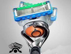 Best Shaving Razor, Gillette Fusion, Disposable Razor