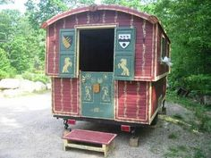 Build your own Gypsy vardo » Curbly   DIY Design Community