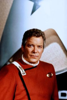 Captain James T. Kirk, reluctant Starfleet and Federation emissary to the Klingon Chancellor in Star Trek VI (The Undiscovered Country). Played, of course, by Mr. Star Trek Kostüm, Star Trek Show, Star Trek Cosplay, Star Trek Original Series, Star Trek Series, Science Fiction, James T Kirk, Star Trek Generations, Star Trek Images